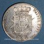 Monnaies Italie. Toscane. Léopold II (1824-1848 ; 1849-1859). Francescone (= 10 paoli) 1846. Florence