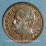 Monnaies Italie. Umberto I (1878-1900). 1 centesimo 1900 R. Rome
