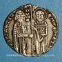 Monnaies Italie. Venise. Giovanni Soranzo (1312-1328). Gros