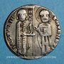 Monnaies Italie. Venise. Jacopo Contarini (1275-1280). Gros