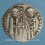 Monnaies Italie. Venise. Pietro Gradenigo (1289-1311). Gros