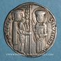 Monnaies Italie. Venise. Pietro Ziani (1205-1229). Gros