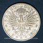 Monnaies Italie. Victor Emmanuel III (1900-1946). 2 lires 1906R. Rome