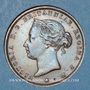 Monnaies Jersey. Victoria (1837-1901). 1/24 shilling 1894