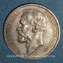 Monnaies Liechtenstein. Jean II, prince (1858-1929). 2 kronen 1912