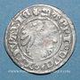 Monnaies Lituanie. Grand Duché. Alexandre Jagellon (1492-1506). 1/2 gros