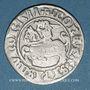 Monnaies Lituanie. Grand Duché. Sigismond II le Vieux (1506-1544). 1/2 gros 1511