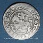 Monnaies Lituanie. Grand Duché. Sigismond II le Vieux (1506-1544). 1/2 gros 1512