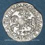 Monnaies Lituanie. Grand Duché. Sigismond III Auguste (1544-1572). 1/2 gros 1547