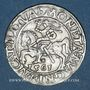 Monnaies Lituanie. Grand Duché. Sigismond III Auguste (1544-1572). 1/2 gros 1561