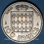 Monnaies Monaco. Rainier III (1949-2005). 100 francs 1956
