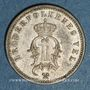 Monnaies Norvège. Oscar II (1872-1905). 10 öre 1889