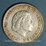 Monnaies Pays Bas. Juliana (1948-1980). 1 gulden 1952