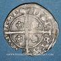 Monnaies Pays Bas. Kampen. Imitation du 1/4 de denier de Metz XVe siècle. Inédit !