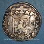 Monnaies Pays-Bas. Overijssel. 1 gulden 1706/5