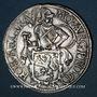 Monnaies Pays Bas. Utrecht. Daldre 1663