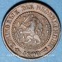 Monnaies Pays Bas. Wilhelmine (1890-1948). 1/2 cent 1900