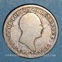 Monnaies Pologne. Alexandre I de Russie (1815-1825). 2 zlote 1824 IB