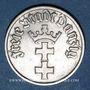 Monnaies Pologne. Danzig. 1/2 gulden 1932