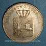Monnaies Pologne. Nicolas I de Russie (1825-1855). 5 zlote 1831 KG