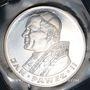 Monnaies Pologne. République. 100 zlotych 1982. Visite de Jean-Paul II
