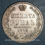 Monnaies Russie. Nicolas I (1825-1855). 1 rouble 1849. Saint Petersbourg
