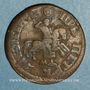 Monnaies Russie. Pierre Ier le Grand (1689-1725). 1 kopeck 1705 MA