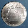 Monnaies Russie. U.R.S.S. (1922-1991). 10 roubles 1978(l). Léningrad. J. O. Moscou 1980. Saut à la perche