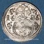 Monnaies Silésie. Léopold I (1657-1705). 3 pfennig 1686. Opole (Oppeln)