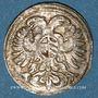 Monnaies Silésie. Léopold I (1657-1705). 3 pfennig 1696. Opole (Oppeln)