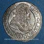 Monnaies Silésie. Léopold I (1657-1705). 6  kreuzer 1692 SHS. Breslau