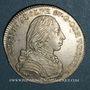 Monnaies Suède. Gustave IV Adolphe (1792-1809). 1/6 riksdaler 1805