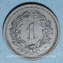 Monnaies Suisse. Confédération. 1 rappen 1946B