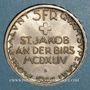 Monnaies Suisse. Confédération. 5 francs 1944. Saint Jacob