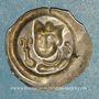 Monnaies Suisse. Evêché de Bâle. Henri d'Isny (1275-1286). Runder Pfennig, vers 1275