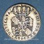 Monnaies Suisse. Principauté de Neuchâtel. Frédéric Guillaume III (1797-1805). 1/2 batz 1800