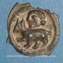 Monnaies Suisse. Zofingue. Vierzipfliger Angster. 14e siècle