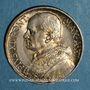 Monnaies Vatican. Pie XI (1922-1939). 5 lires 1932 an XI