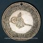 Monnaies Abdoul Mejid (1255-1277H). Médaille sauvetage