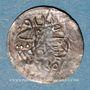 Monnaies Abdoul Mejid (1255-1277H).  Para 1255H / an 1, Qustantiniya