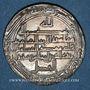 Monnaies Afghanistan. Abbassides. al-Amin (193-198H). Dirham 194H, Herat, au nom de son frère al-Ma'mun