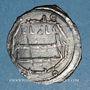 Monnaies Afghanistan. Abbassides. Harun al-Rashid (170-193H). Dirham 186H. Madinat Balkh