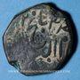 Monnaies Afghanistan. Balkh. Monnayage autonome. Fulus bronze 1234 H, Balkh