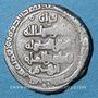 Monnaies Afghanistan. Ghaznévides. Ibrahim (451-492H). Dirham (qarari), Ghazna