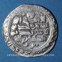 Monnaies Afghanistan. Ghaznévides. Sebuktekin (366-387H). Dirham (381H), Farwan