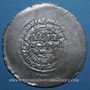 Monnaies Afghanistan. Samanides. Nuh II b. Mansur (366-387H). Multiple dirham 378H, Anderaba, avec Sahlan b.