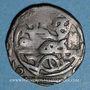 Monnaies Afghanistan. Shahs du Khwarezm. Muhammad b. Tekesh (567-596H). Jital billon (Bamiyan)