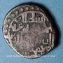 Monnaies Afghanistan. Shahs du Khwarezm. Muhammad b. Tekesh (567-596H). Jital billon. Kurzuwan