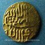 Monnaies Afghanistan. Shaybanides. 'Abd-Allah II (991-1006H). 1/4 dinar (Badakhshan