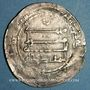 Monnaies al-Jazira. Abbassides. al-Muqtadir (295-320H). Dirham 303H. Harran